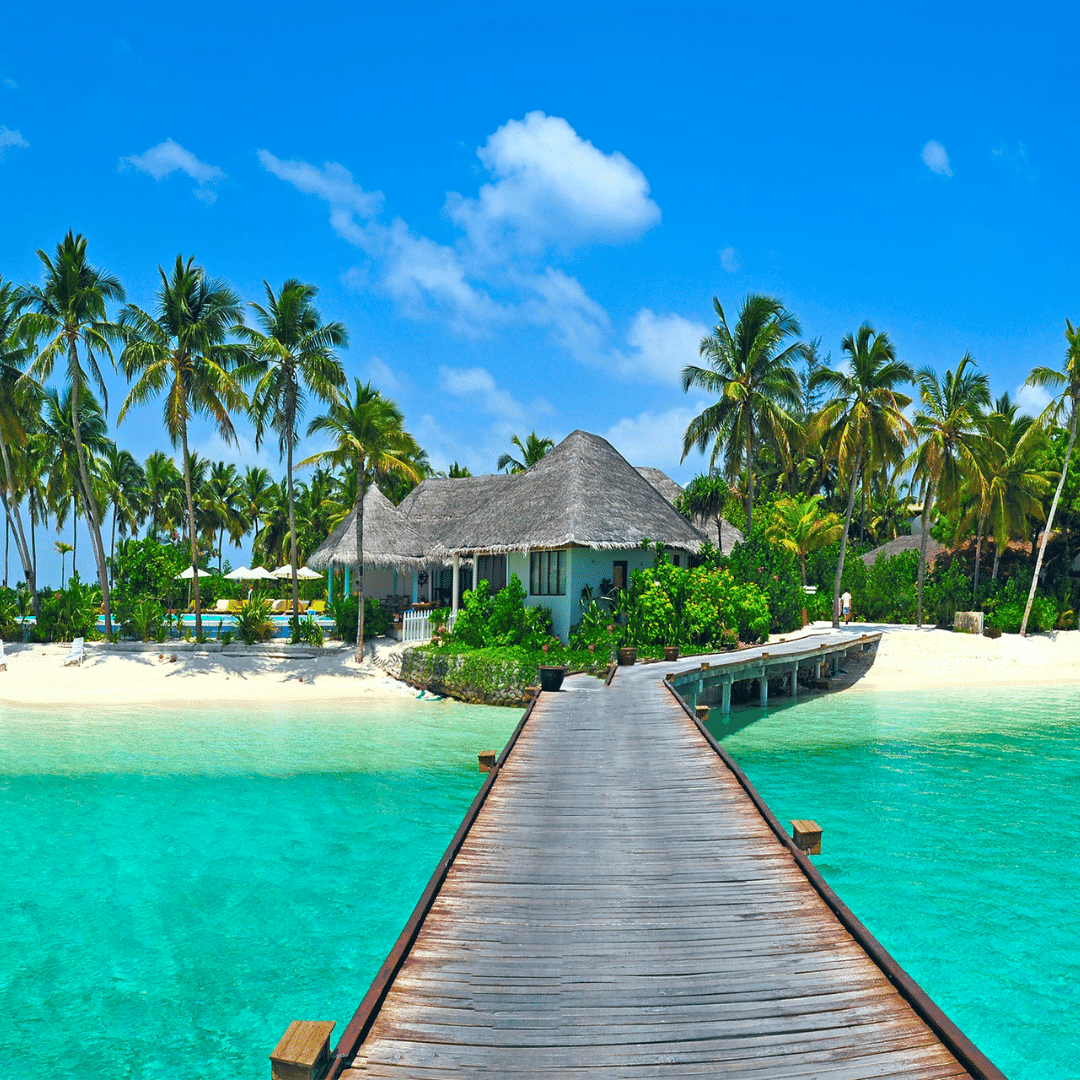 TOP 10 PLACES IN MALDIVES