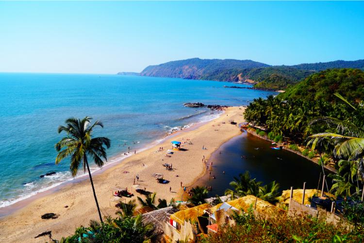 Explore Goa in Under Rs 5,000
